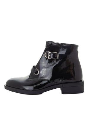 Ботинки черные | 5539822