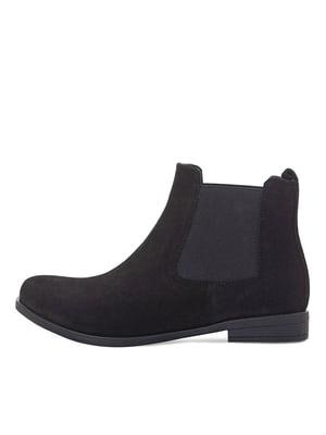 Ботинки черные | 5539823