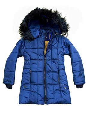 Куртка синя | 5539832