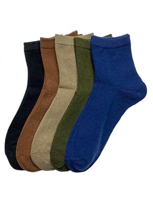 Набор мужских носков (5 пар) | 5540200