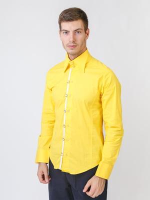 Сорочка жовта | 5515784
