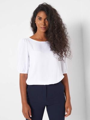 Блуза біла | 5540017
