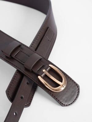 Ремень коричневый | 5540050