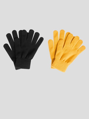 Комплект рукавичок (2 пари) | 5540077