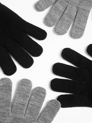 Комплект рукавичок (2 пари) | 5540079