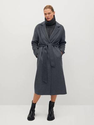 Пальто серое | 5529659