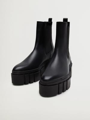 Ботинки черные | 5540139