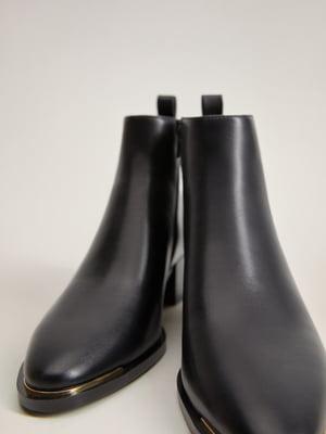 Ботинки черные | 5540150