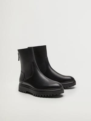 Ботинки черные | 5540151