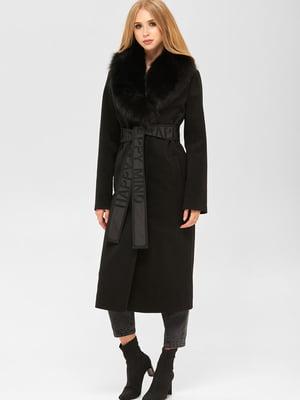 Пальто черное | 5540943