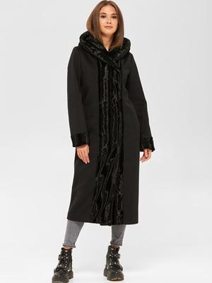 Пальто черное | 5540957