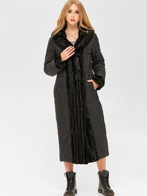 Пальто черное | 5540958