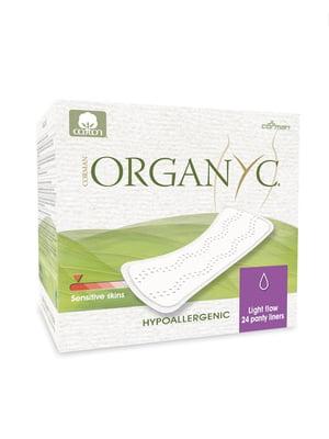 Прокладки органические ежедневные Corman Organyc в индивидуальной упаковке | 5540418