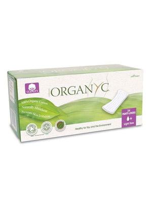 Прокладки органические ежедневные Corman Organyc без индивидуальной упаковки | 5540419