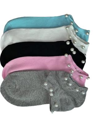 Набір шкарпеток (5 пар) | 5436580