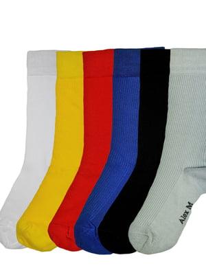 Набір шкарпеток (6 пар) | 5452617
