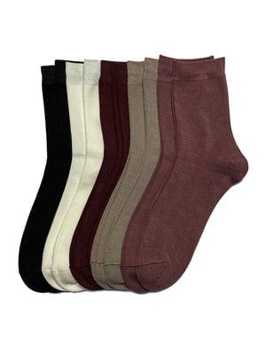 Набір шкарпеток (10 пар) | 5527365