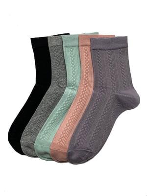 Набір шкарпеток (5 пар) | 5527366