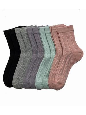 Набір шкарпеток (10 пар) | 5527367