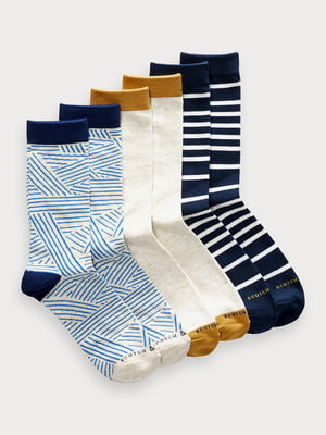 Набор носков (3 пары)   5529296