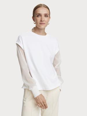 Блуза белая | 5529345