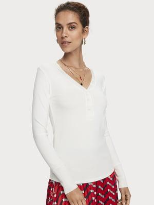 Пуловер білий   5529346