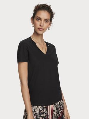 Блуза черная | 5529349