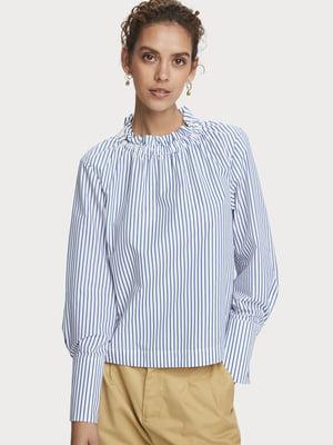 Блуза в полоску | 5529368