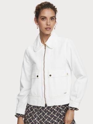 Куртка біла   5529382