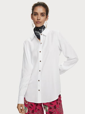 Рубашка белая   5529416