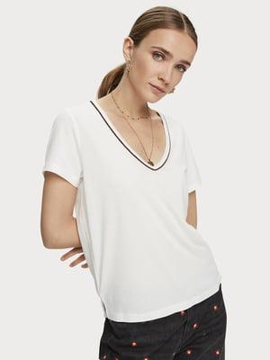 Блуза белая | 5529426