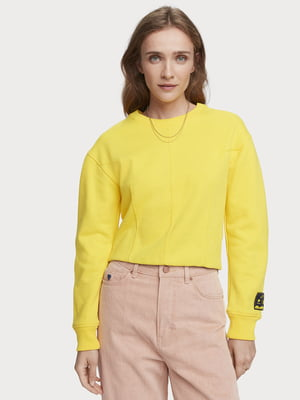 Свитшот желтый | 5529439