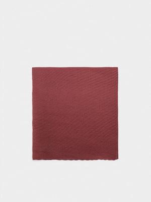 Шарф кирпичного цвета | 5540344