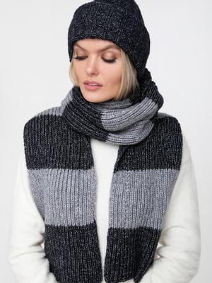 Комплект: шапка и шарф | 5541549