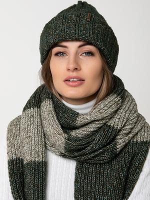 Комплект: шапка и шарф | 5541550