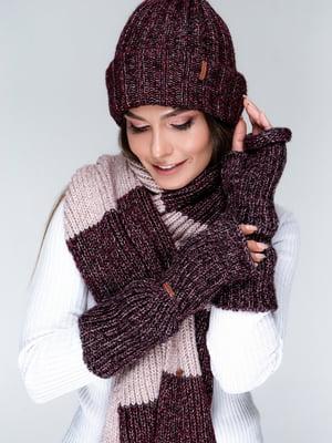 Комплект: шапка та шарф | 5541551