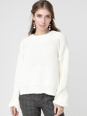 Джемпер белый | 5541564