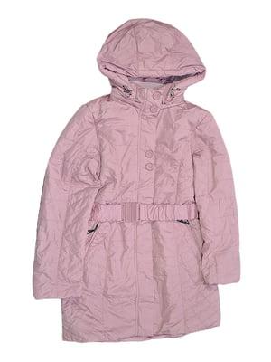 Куртка бузкового кольору | 5542209