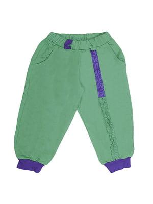 Штани зелені | 5542180