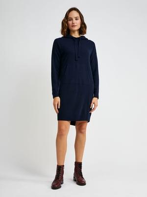 Платье синее | 5520781