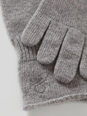 Перчатки серые | 5520816