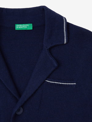 Пиджак синий | 5540530