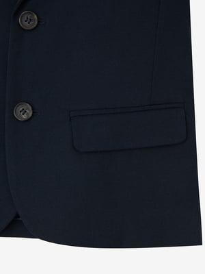 Пиджак темно-синий | 5540565