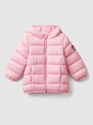 Куртка светло-розовая | 5540569