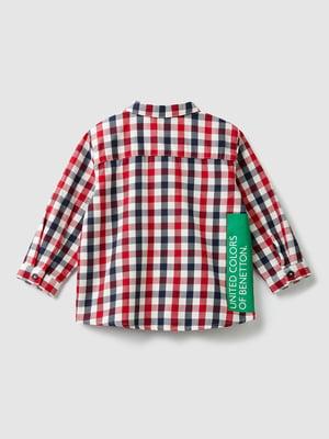 Рубашка клетчатая | 5540709