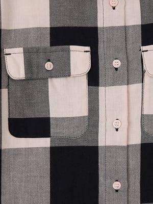 Рубашка клетчатая | 5540710