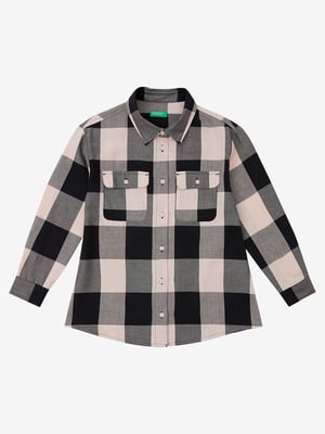 Рубашка клетчатая   5540710