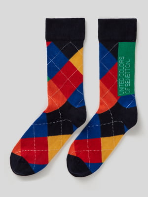 Шкарпетки в ромби | 5540742