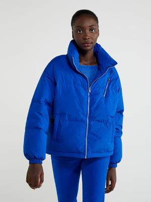 Куртка ярко-синяя | 5540845