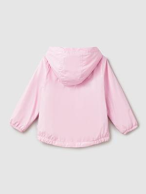 Ветровка светло-розовая | 5540558